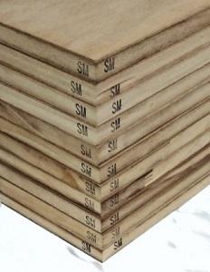 画像1: 木製パネル SM  10枚セット+1枚プレゼント (1)
